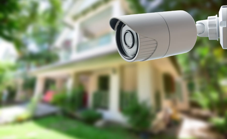 Outdoor camera in Brownsville